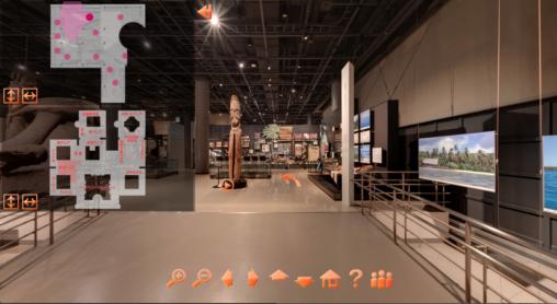 国立民族学博物館の「みんぱくバーチャルミュージアム」が2017.12.6公開されました!