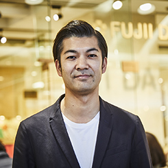 モノ、コト、ヒトを柔軟に取り入れながら、 京都の街と一緒に動いている百貨店になれたら。